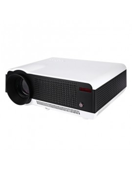 LED - 86 LCD Projector 3500 Lumens 1280 x 800 Pixels for Home Office Education