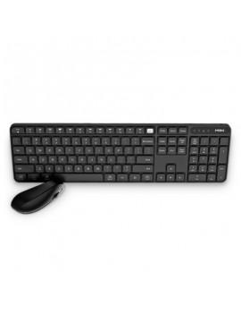 MIIIW Windows / Mac Dual System Wireless Office Keyboard Mouse Set