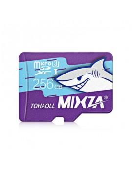 MIXZA TOHAOLL Ocean Series 256GB Micro SDXC Memory Card