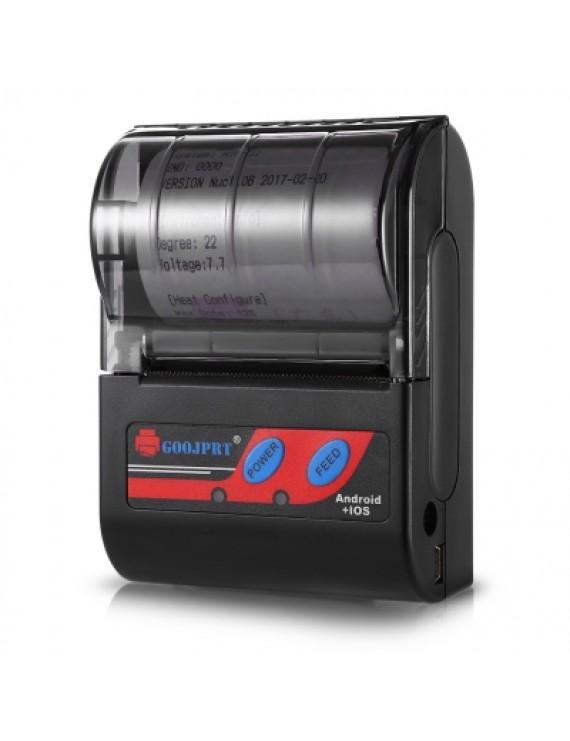 GOOJPRT MTP - II 58MM Bluetooth Thermal Printer